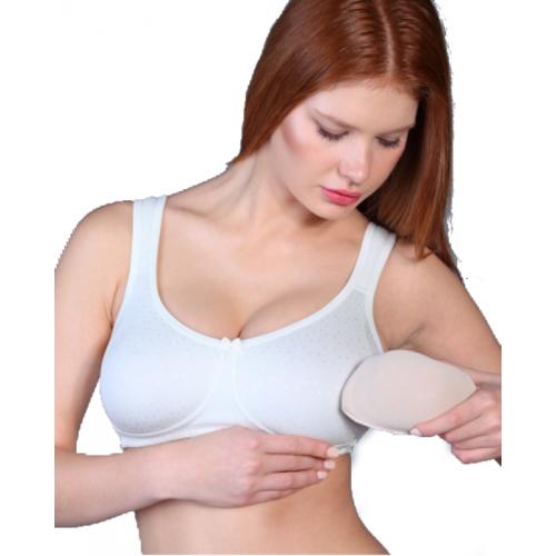 Simel 0449 Bilateral Mastectomy Bra