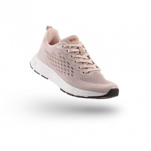 Work Sneakers Wock Breelite Pink