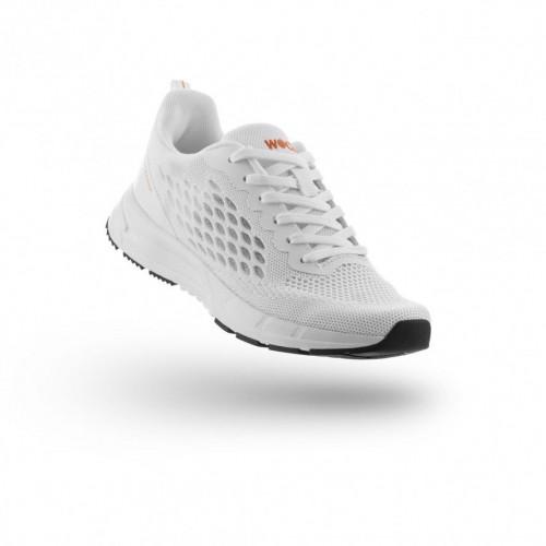 Work Sneakers Wock Breelite White