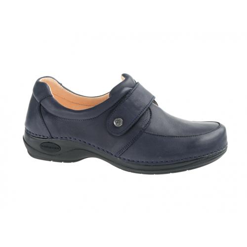 Sapato Comfy Aruba Senhora Azul Marinho