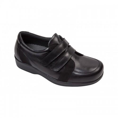 Sapato Diabético Luisa Preto