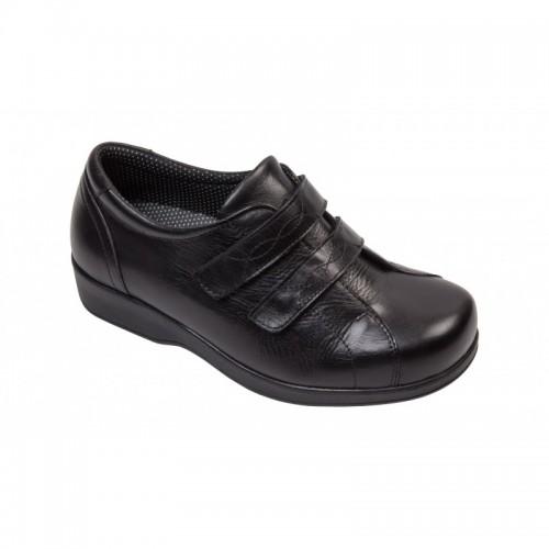 Sapato Diabético Patrícia Preto