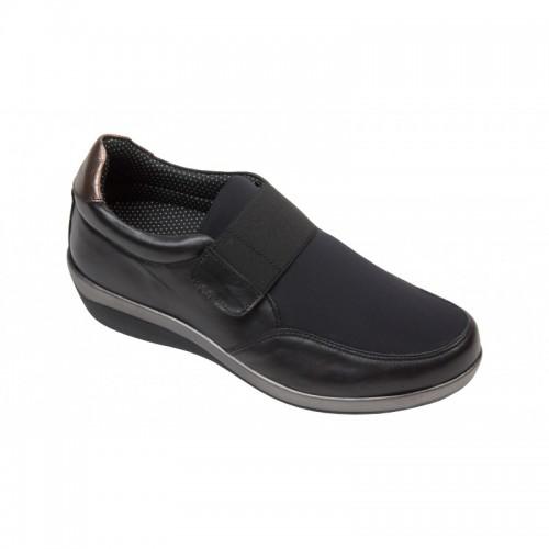 Sapato Diabético Maria Preto
