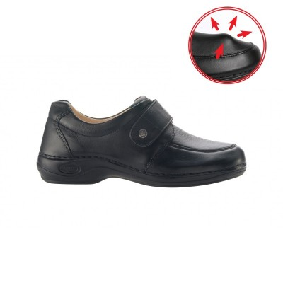 Stretch Bali Black Women Shoe