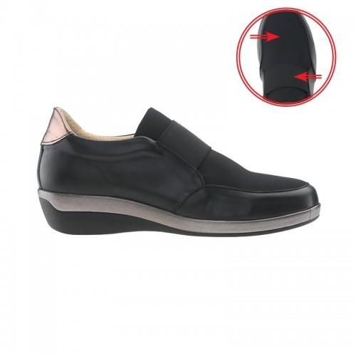 Sapato Stretch Curaçao preto