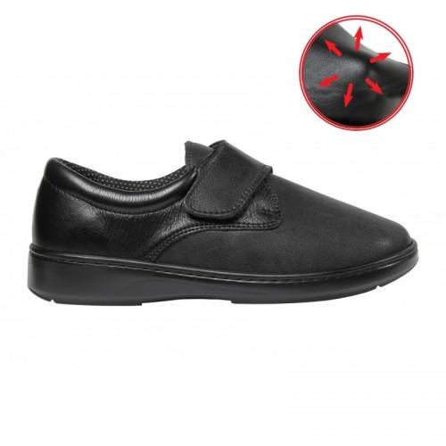 Sapato Stretch Lapa preto
