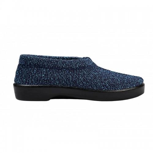 Optimum Lima Fantasia Light Blue Mesh Shoes for Women
