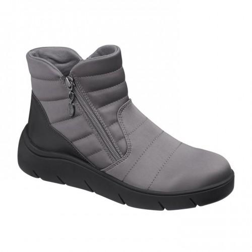 Dr. Scholl Aprica Grey Women Boots