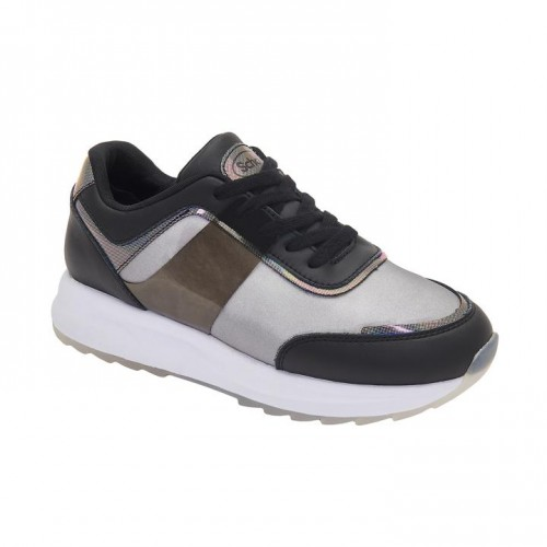 Dr. Scholl Beyonce 2.0 Grey/Black Women Sneakers