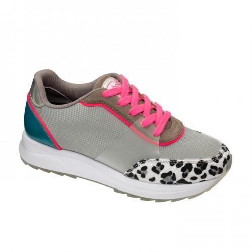 Dr. Scholl Beyonce Grey/Pink Women Sneakers