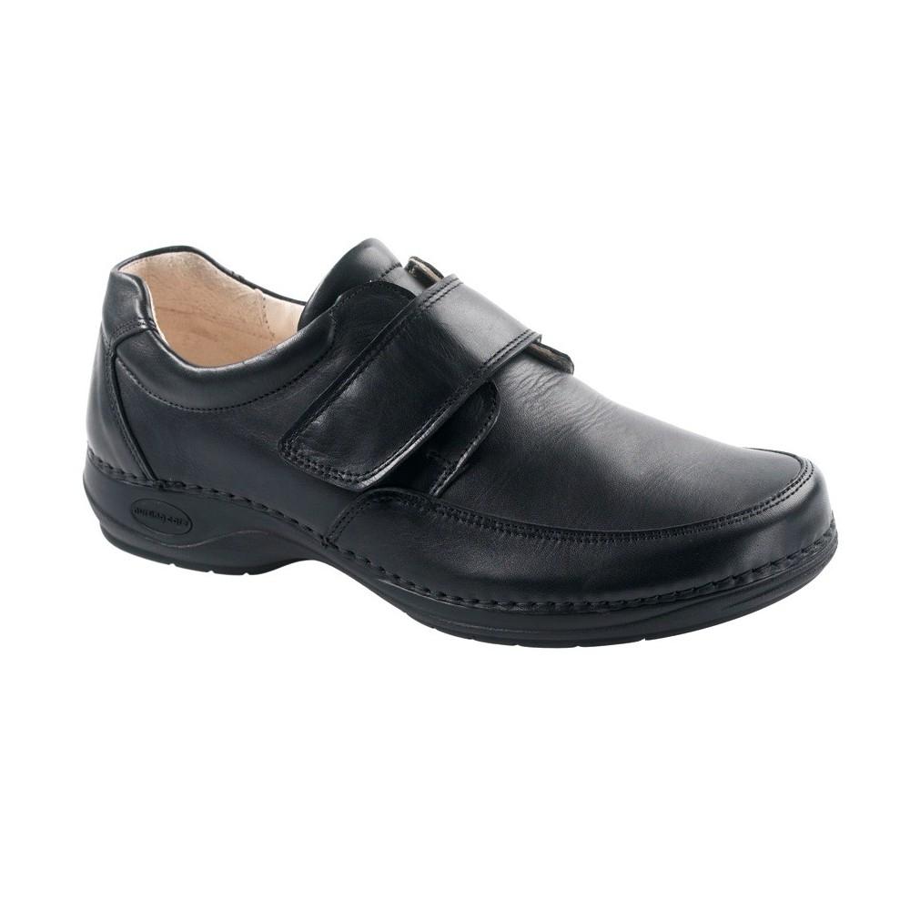 Sapato Comfy Vouga Homem Preto