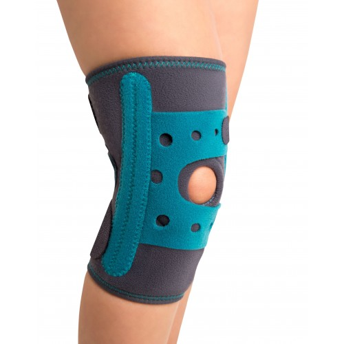 Knee brace Pediatric with Control of the Ball