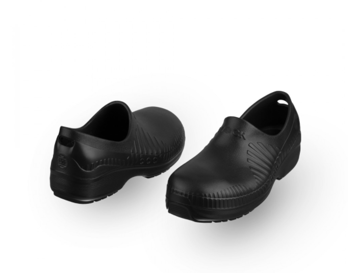 Comfortable Safety Shoes - New Wock Securlite Clogs